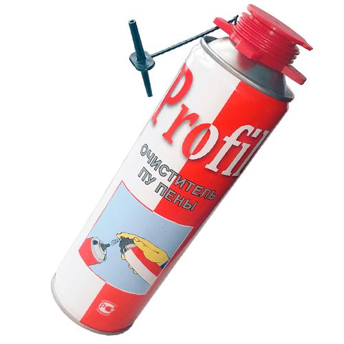 Соудал очиститель монтажной пены Profil 400мл
