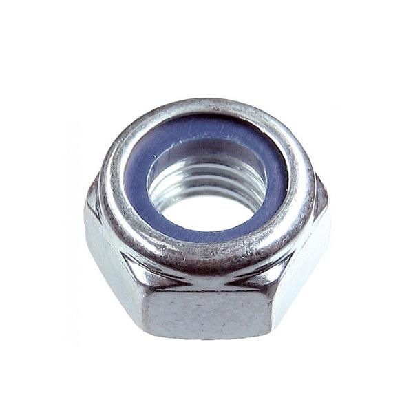 гайка со стопорным кольцом