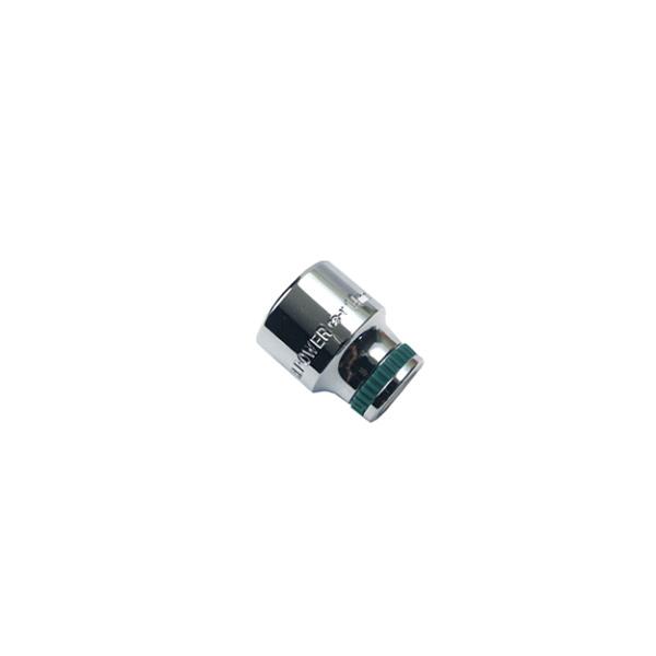 Головка WP Cr-V, super lock, с ребристым кольцом
